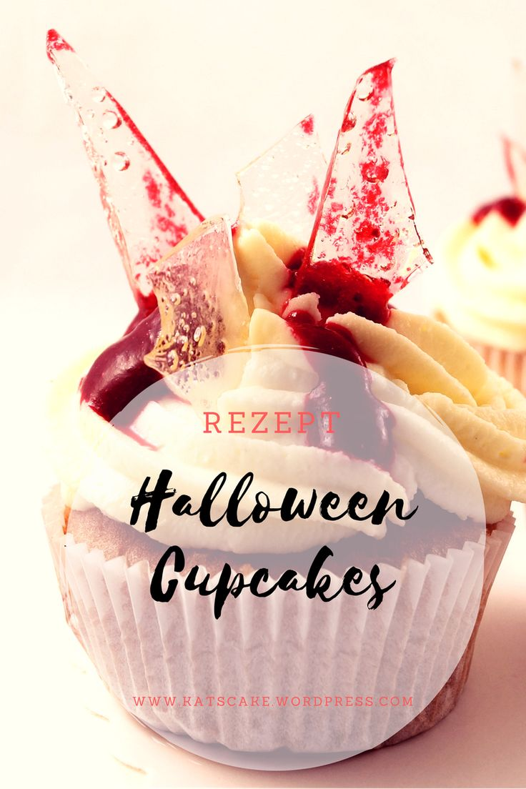 Halloweencupcakes Rezepte