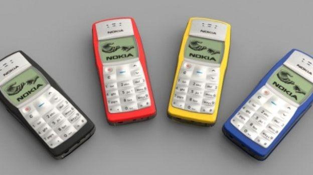 No. Non è l'ultimo iPhone dal bellissimo design. Non è nemmeno l'ultimo cameraphone della Microsoft o il funzionale Samsung Edge dallo schermo bi-curvo. No, il telefono più venduto, 250 milioni di pezzi, è un banale, semplice, puro telefono: il Nokia 1100