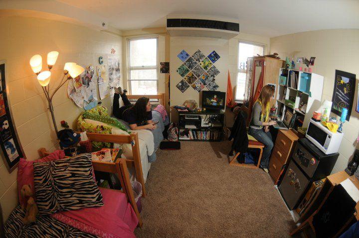 Dorm Room Morehead State University
