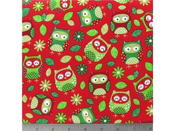 Owl Fabric Hobby Lobby
