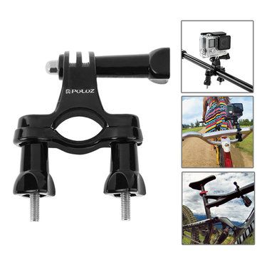 Only US$28.99, buy best PULUZ 45 in 1 Chest Strap Mounts Ultimate Combo Accessories Kit with EVA Case for Gopro SJCAM Yi sale online store at wholesale price.US/EU warehouse.