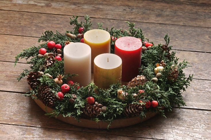 87 besten winter und adventskr nze bilder auf pinterest einfacher kranz weihnachtszeit und. Black Bedroom Furniture Sets. Home Design Ideas