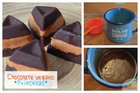 Chocolate Vegano | be organica