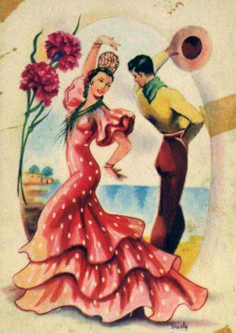 120 Best Spain Dances Images On Pinterest