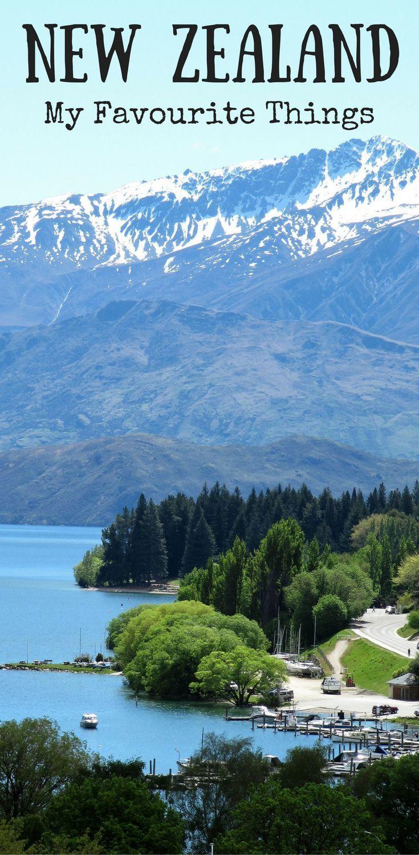 Josie Wanders | My Favourite Things about New Zealand | http://josiewanders.com