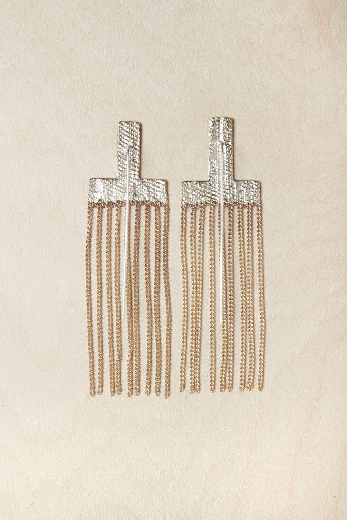 HannahK Cross Earrings | Beautiful Dreamers