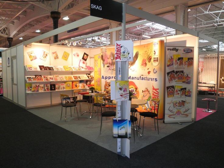 Licensing Show, London, UK