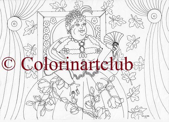 Fatties Galore ten unique designs R55 $5 https://www.colorinart.club/