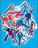 Duplicado de llaves y mandos a distancia de coche moto y muchos más servicios en Mister Minit Splau!!