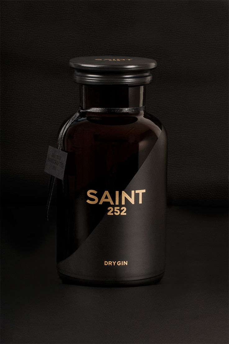 This limited-edition gin could pass for a high-end perfume bottle or a deadly elixir—neither of which should ever be imbibed—and yet we find ourselves craving a sip. The hand-crafted, tinted bottles combine the shine of gloss, glitter of gold, and the rich matte black canvas for a crisp yet mysterious design. The pared-down look has us convinced that short, dark, and sexy is how we should be taking our gin from now on.