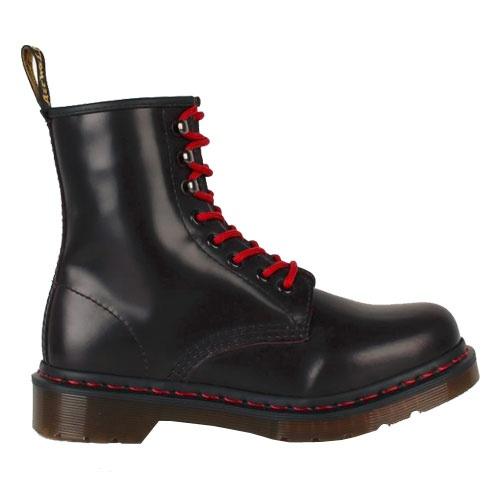 Cheap Dr. Martens Mens Boots 1460 Vintga Punk Purple