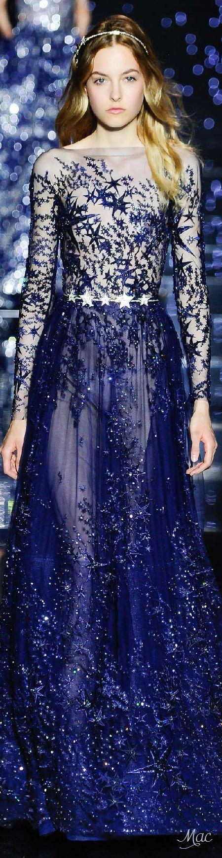 Fall 2015 Couture Zuhair Murad ❤