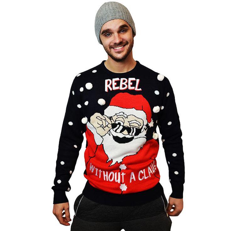 Christmas sweater €19,99 http://mymenfashion.com/christmas-sweater.html