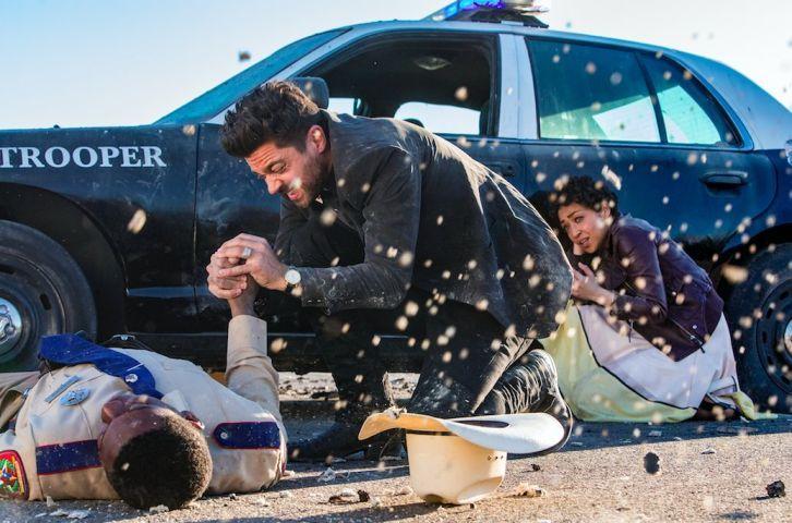Preacher - Season 2 - Promo Premiere Date First Look Photos  Casting News
