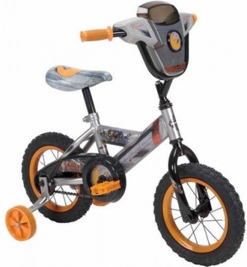 12 Inch Huffy Star Wars Rebels Boys Bike Kids Outdoor Play Training Wheels Toys #Huffy