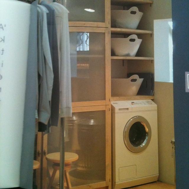 Wasmachine-oplossing