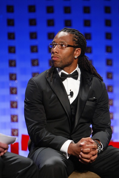 Larry Fitzgerald....so hot!