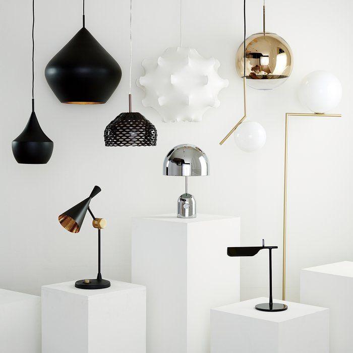 Tom Dixon Mirror Ball 1 Light Pendant Perigold Contemporary Floor Lamps Globe Lights Lamp