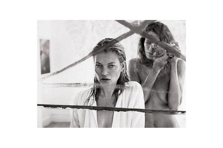 Für seine Frühjahr/Sommer-Kampagen 2016 engagierte das französische Label Equipment Kate Moss und – erneut – Daria Werbowy. Schwarz-Weiß-Aufnahmen mit unbeschwertem Charakter zeigen die beiden Models in den Hemden von Equipment