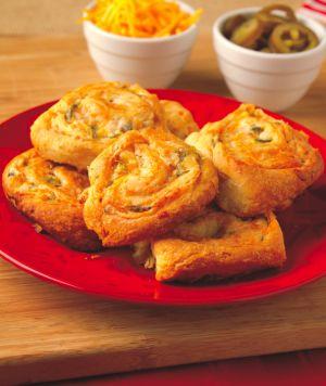 Slow Cooker Jalapeño Pinwheels