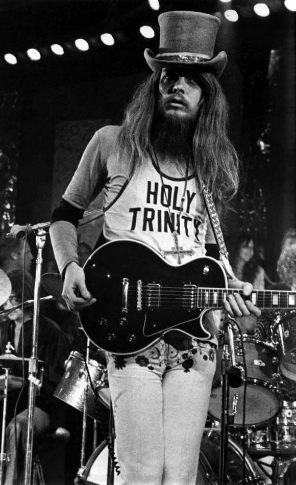 "Leon Russell (1942-2016) was just 74 when he died. His collaborations rank as some of the most successful in music history, and he performed with hundreds of Hall of Fame artists. He recorded 33 albums and at least 430 songs. He wrote ""Delta Lady"", recorded by Joe Cocker, produced and played in recording sessions for Bob Dylan, Frank Sinatra, Ike & Tina Turner, the Rolling Stones. He performed at the Concert for Bangladesh in 1971, and in 2011 was inducted into the Rock and Roll Hall of…"