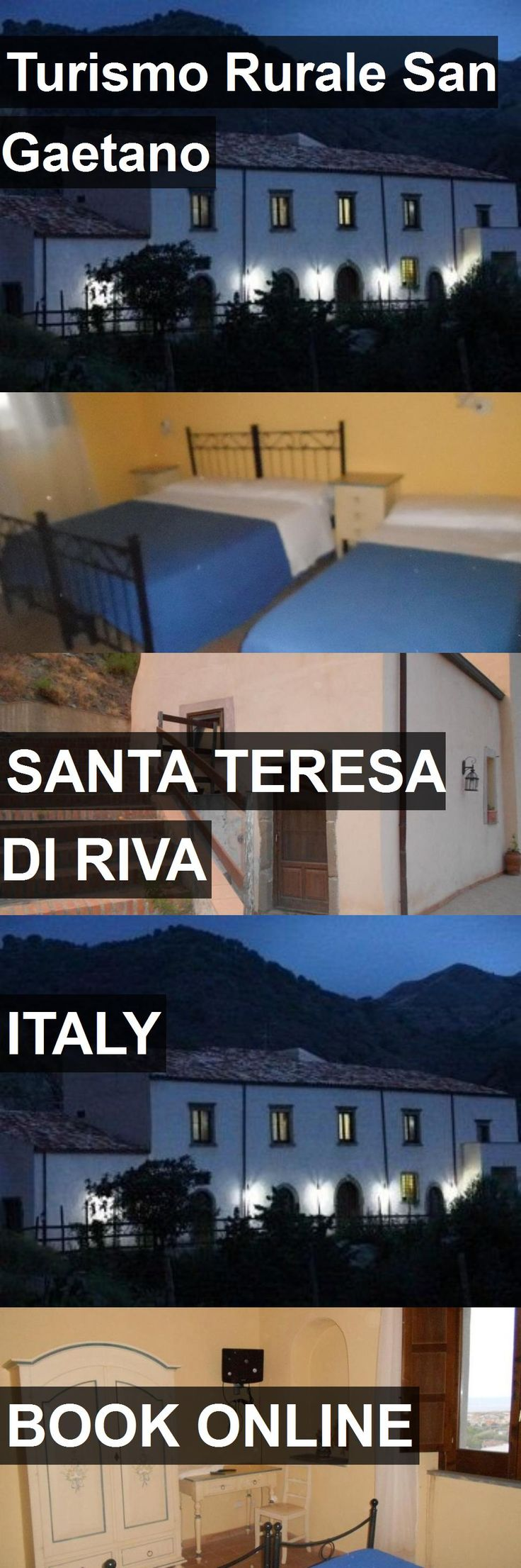 Hotel Turismo Rurale San Gaetano in Santa Teresa di Riva, Italy. For more information, photos, reviews and best prices please follow the link. #Italy #SantaTeresadiRiva #hotel #travel #vacation