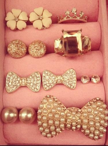 Jewelry for a true princess <3