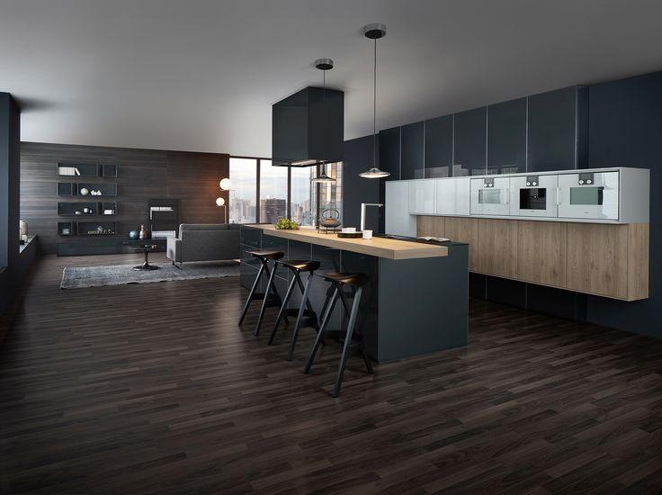 8 Best New Modern Leicht Kitchens Images On Pinterest  Modern Beauteous New Modern Kitchen Design Inspiration
