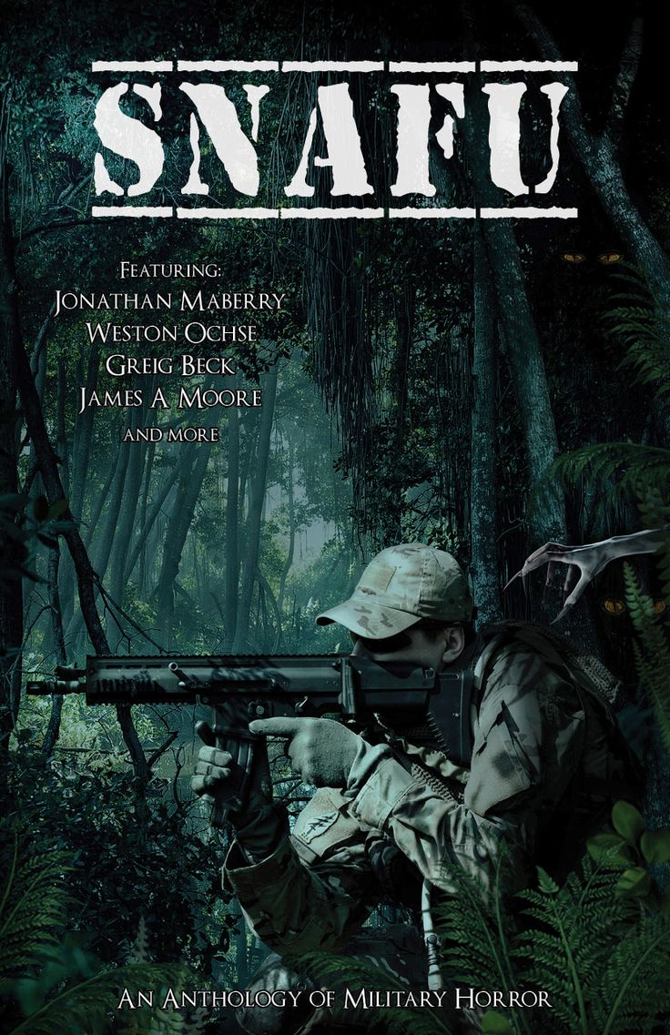 SNAFU: An Anthology of Military Horror -Jonathan Maberry - Greig Beck - James A Moore - Weston Ochse - and many other writers