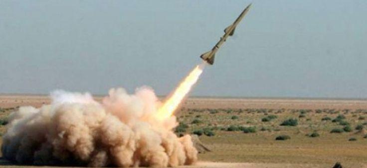 Irán lanzó este martes un nuevo misil balístico EMAD, según fuentes rusas