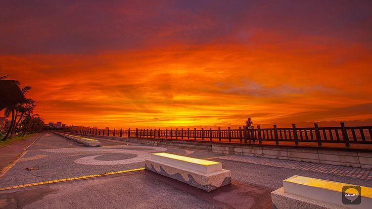 北濱公園-火種源日出-#Beibin Park Sunrise Allspark