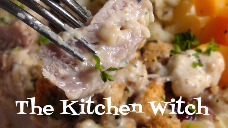 Lyndsay The Kitchen Witch: Pork Chop and Stuffing Casserole ~The Kitchen Witch~ Comfort Food Classics
