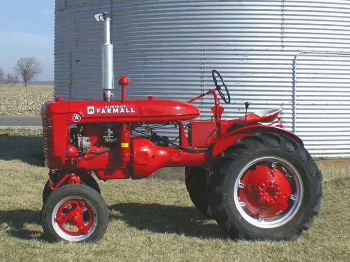 1939 FARMALL A