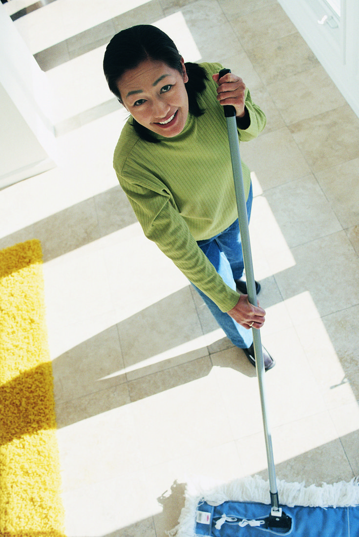 How to Clean Travertine Tile Floors | Hunker