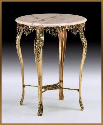 Столик бронзовый 8175