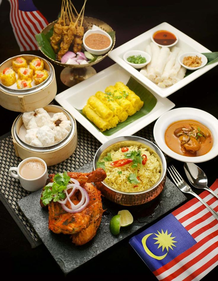 Malaysia's Independence Day 2015 @ Serena Brasserie, InterContinental Kuala …