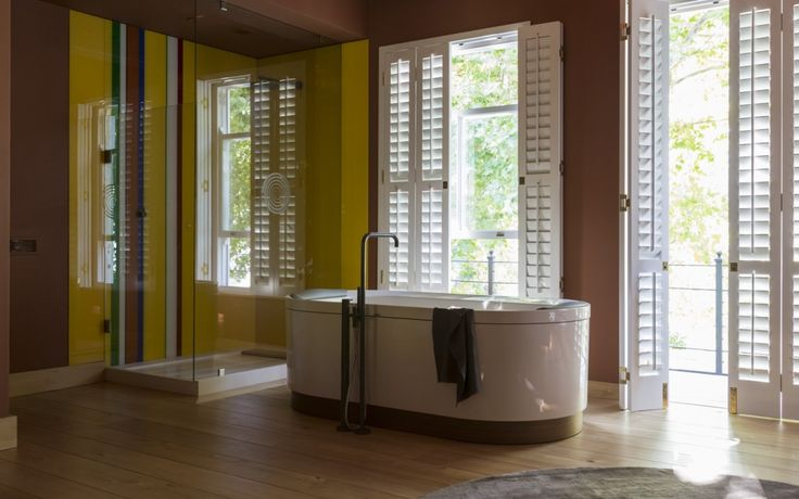 Alphen Awakened - bathroom, exciting colours and santiaryware from Still Bathroom Gallery
