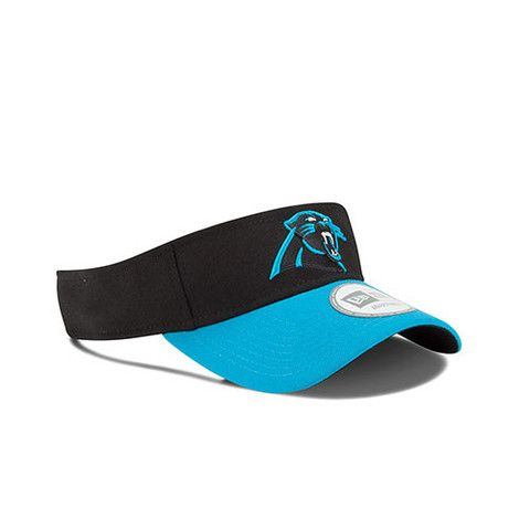 Carolina Pathers Sideline New Era Adjustable Visor
