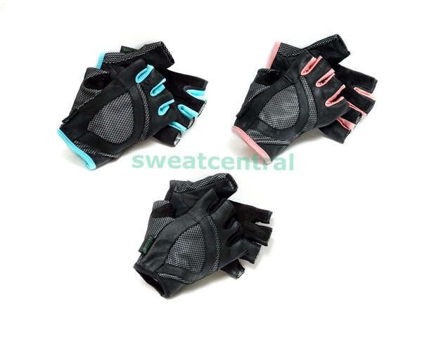 Get hand made premium range leather #gym glove popular, funky and functional. Highest grade soft leather light #weight glove, Contoured durable padded leather palm and thumb grip areas, Cooling mesh ventilation material design at Sweat Central  http://www.sweatcentral.com.au/premium-leather-gym-gloves/