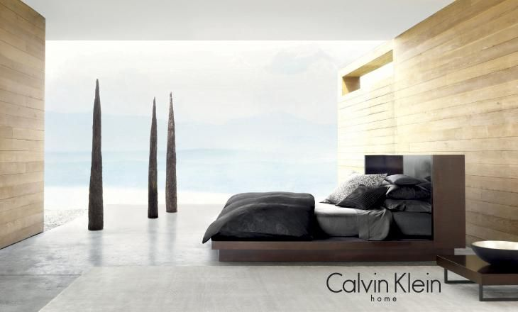 Calvin Klein Home Fashion Brands To Living Pinterest Bedrooms Interiors And Exterior