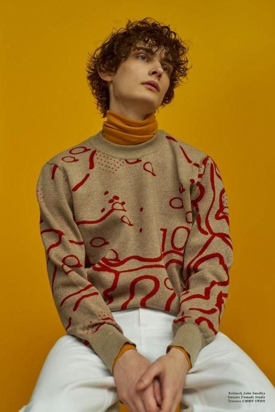 WGSN A/W 2018-2019 AUTUMN WINTER TREND THE THINKER