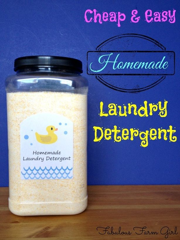 1000 Images About Laundry Soap On Pinterest Best