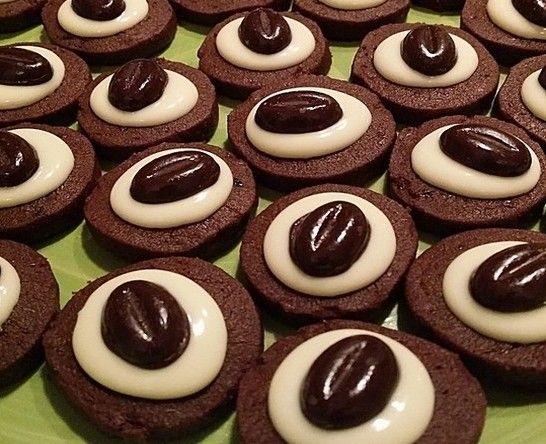 Backen - Kochen & Genießen: Kaffee Kakao Plätzchen