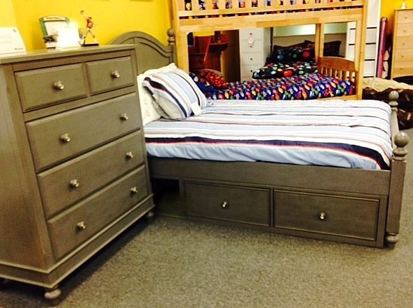 New Energy Full Peyton Low Post Bed With Storage 978 535 6421 Bedroom