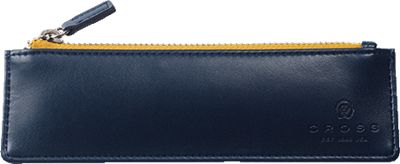 Cross Pen Pouch with TrackR Midnight Blue