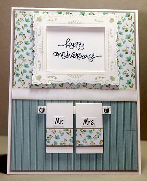 Happy Anniversary! by grannytranny - Cards and Paper Crafts at Splitcoaststampers