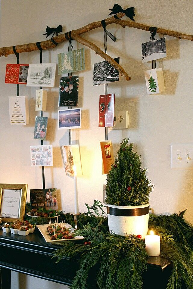 Create / Enjoy: A festive natural greenery holiday party featuring greenery  from Orchard Supply Hardware!