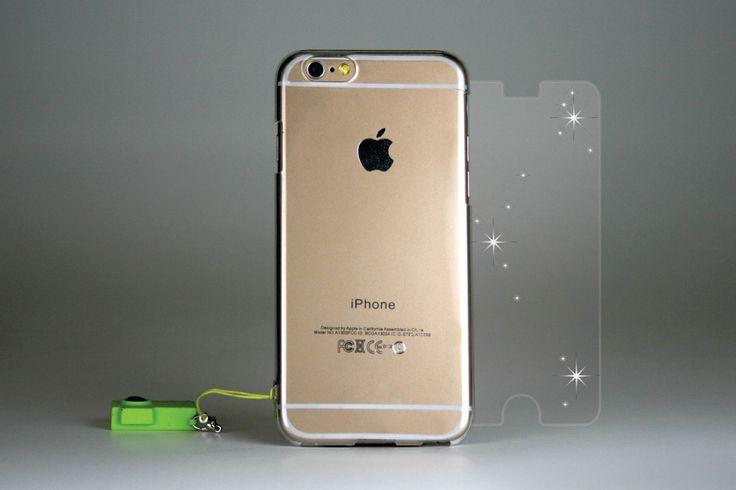 EVOUNI - S36Crystal Case_iPhone6_Transparent 硬度9H...