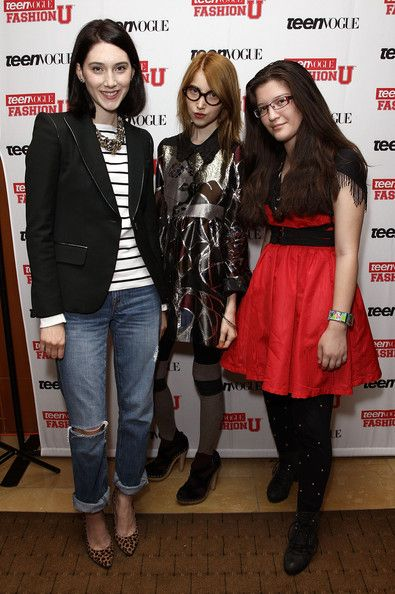 Julia Frakes Photos - TEEN VOGUE'S Fashion University - DAY 1 - Zimbio