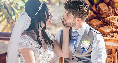 WEDDING LYNSEY AND MARK